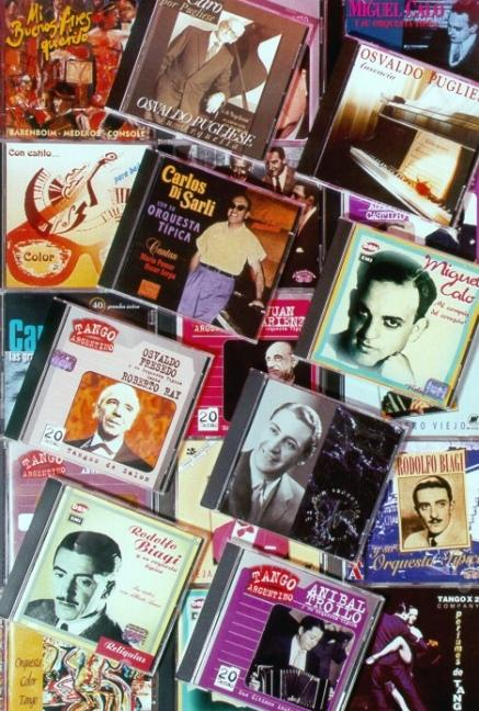 Building a Collection of Argentine Tango Music for Social